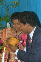 Thirsty (bijukurian) Tags: wedding college heart sacred cochin biju ernakulam stteresas thevara beksy