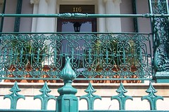 gorgeous ironwork