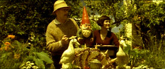 NAIN DE JARDIN (Zellaby) Tags: family cinema movie gnome shot famiglia amelie frame gnomo gardengnome gartenzwerg fotogramma naindejardin nanodagiardino rienpoortvliet