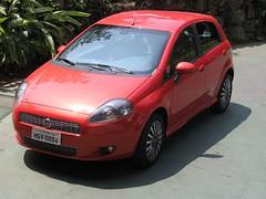 Fiat Punto (Garota Sem Fio) Tags: windows mobile punto fiat automotive blueme