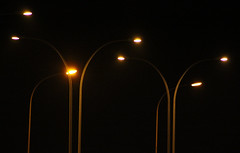 While You Were Sleeping... (CMSi) Tags: light lamp night darkness streetlamp streetlights lamplight