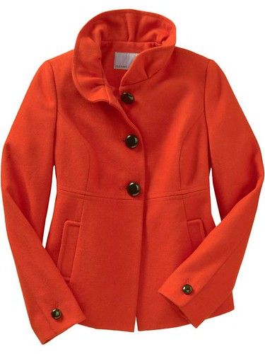 Old Navy orange