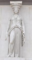 Statua (Dinos53) Tags: roma italia campania museo statua bacoli antico carrara dea antichit baia marmo romani archeologia cariatide castelloaragonese anticaroma nikond5000
