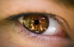 Your World Through My Eyes (Loutseu) Tags: iris eye photographer control oeil reflet vue controle regard interpretation photographe voir pupille vousvoyezcequejeveux