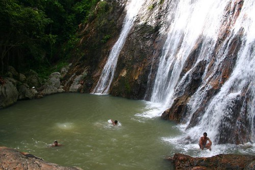 Namuang I Waterfall - Koh Samui