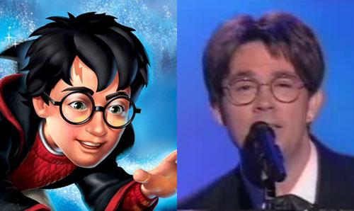 Parecido razonable entre Mikel Herzog y Harry Potter