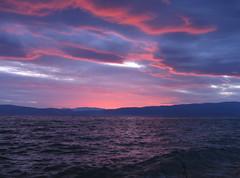 ,  ( ) Tags: sunset sky sun lake clouds sunrise star soleil space ciel macedonia ohrid astronomy universe nuages espace solarsystem coucherdesoleil leverdesoleil settingsun toile astronomie univers   systmesolaire