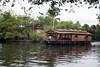 Houseboat in Alleppy