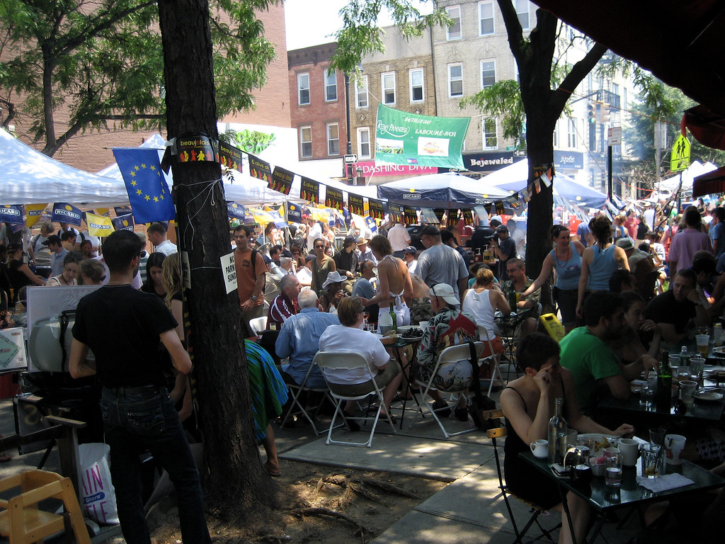 Bastille Day (weekend) in Brooklyn
