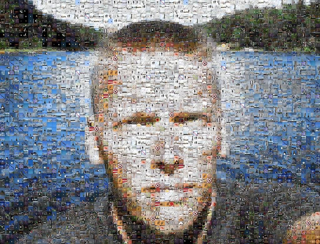 Photo Mosaic Me
