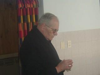 Obispo José Angel Rovai