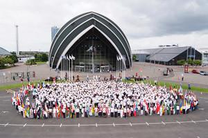 Soroptimist Peace Vigil, Glasgow, 2 August 2007