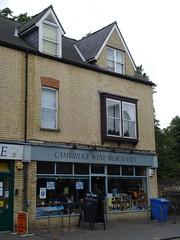 Picture of Cambridge Wine Merchants, Mill Road