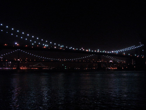 Brooklyn, Manhattan & Williamsburg Bridges
