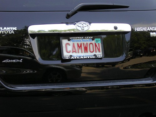 CAMWON by Mark Sardella.