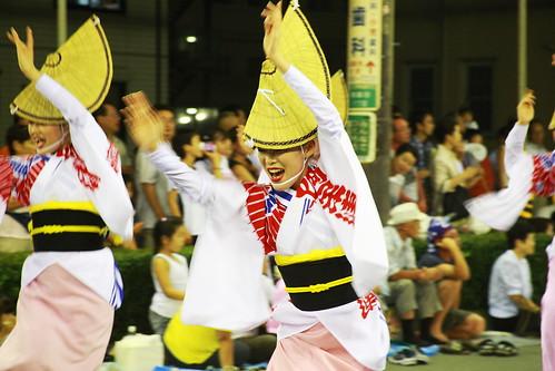 南越谷 阿波踊り