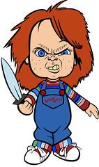 Cute Chucky by ibtrav