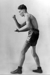 young boxer 1920s