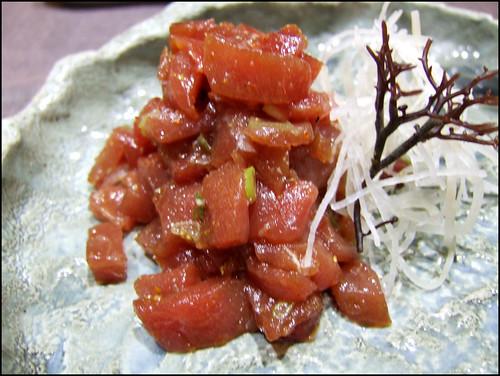 Kabuki Wellington - Tuna Tartar