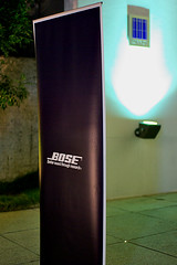 BOSE signboard