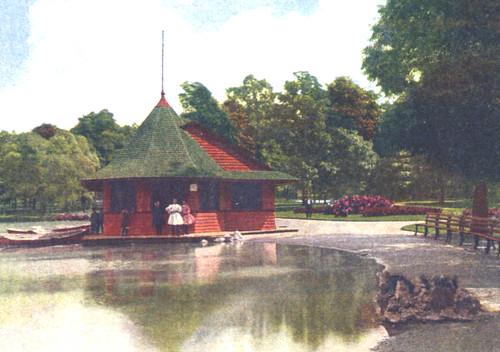 Humboldt 1893 boathouse
