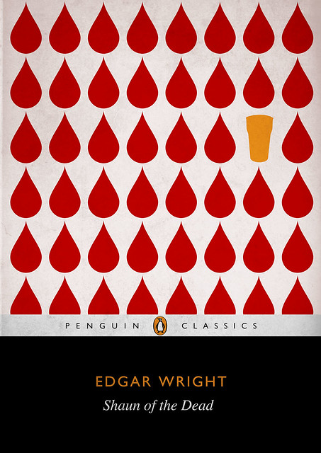 A Penguin Classic: Shaun of the Dead