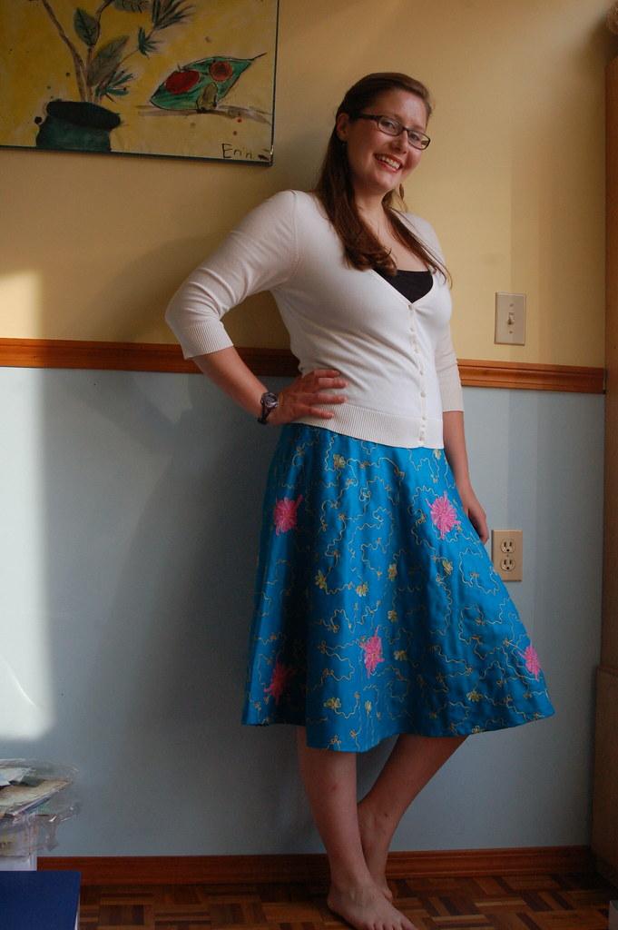 brownhair dress