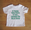 if_peeing_tee (Vicarious Clothing) Tags: baby shirt kids cool funny pants tshirt clothes bodysuit peeing onesie billymadison milesdavis