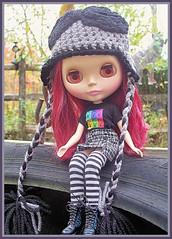 Pom in October. She is so cute