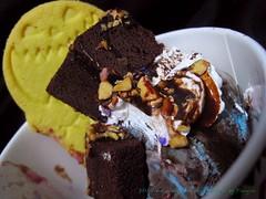 Halloween ice-cream sundae ~baskin BR robbins~ (borometz) Tags: halloween pumpkin br jackolantern ghost bat icecream baskin robbins sundae かぼちゃ カボチャ ハロウィン コウモリ ゴースト オバケ サーティワンアイスクリーム はろうぃんcom ジャック・オ・ランターン