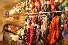The Fiber Room (SerineKat) Tags: knitting idaho boise yarn spinning fiber weaving fuzz 2010 yarnshop