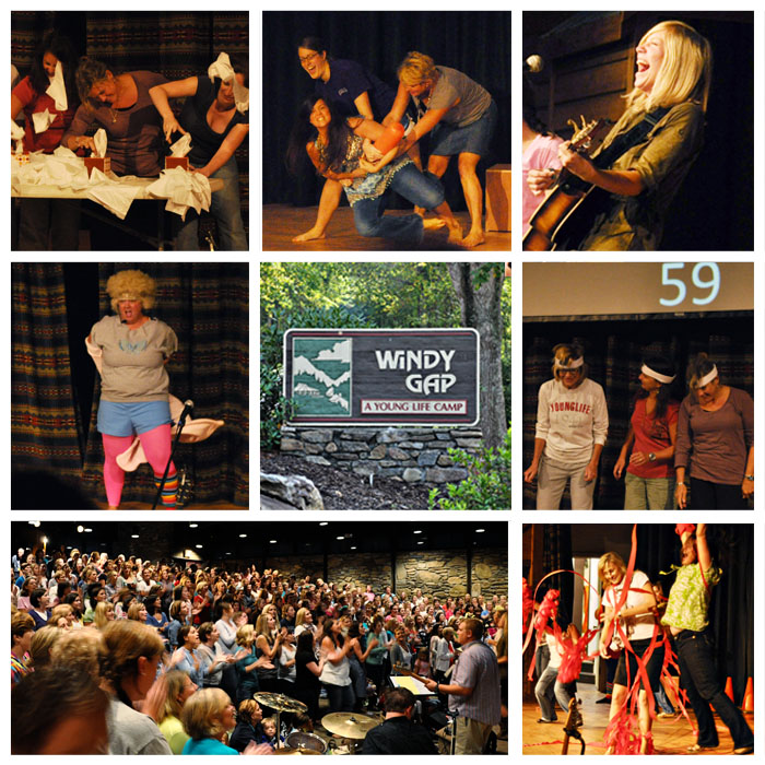 windy gap collage