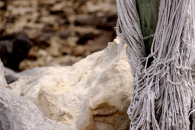 rope and rock