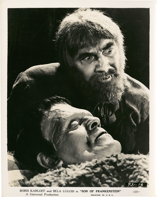 Son of Frankenstein (Universal, 1939) 5