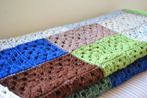 Colour Bar blanket