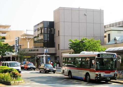 Nishi Oi Station