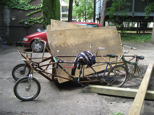 Pat's Flatbed Bike