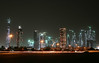 Burj Dubai Skyline (seven years) Tags: tower skyline night al dubai skyscrapers shot uae complex burj nuaimi