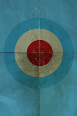 target (jake vance) Tags: blue red wallpaper white circle mod target backgrounds iphone iphonewallpaper