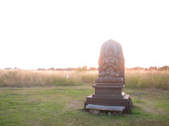 Prajnaparamita at Taraloka at sunset 1