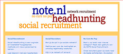 Note.nl voor via via