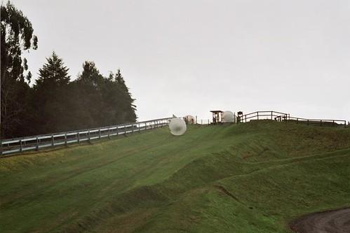 ZORB sphere, extreme sports