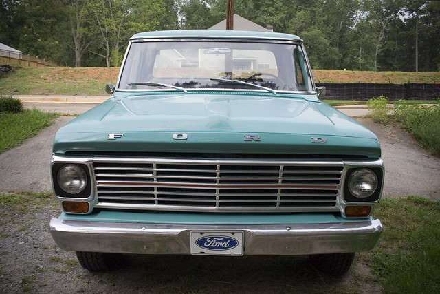 ford 1969 ranger f100