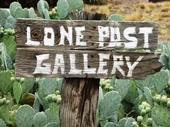 lone post gallery (ybonesy) Tags: newmexico corrales albuquerquewomensflickrmeet