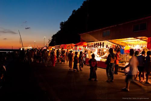 stall of japanese festival