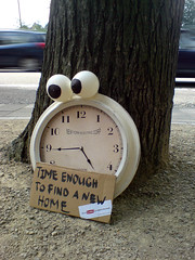 """TIME ENOUGH TO FIND A NEW HOME"" (globalwellness.org) Tags: new home trash project time to enough find organisation reduce initiative a globalwellness unhomies unhomie"