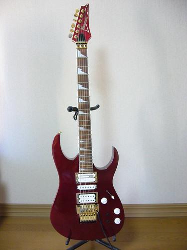 Ibanez RG770 S_Ishimaru Custom