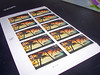 90-cent stamps for Postcrossing