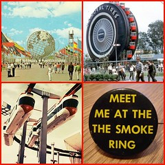 Memories from the 1964 NY World's Fair