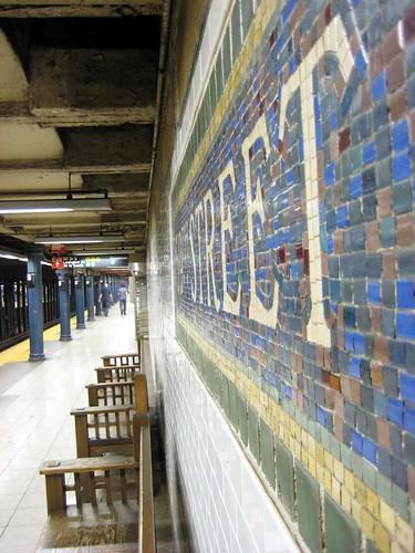 59th street subway station